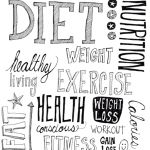 Weight, diet and health oh my